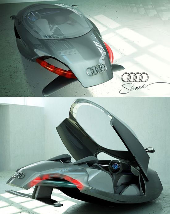 Audi Flying Car Concept