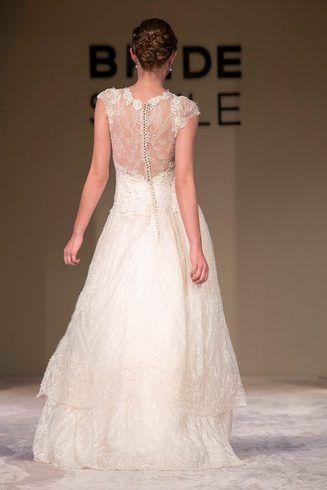 Ebano Wedding Dress.  avail on ~ Hustle Your Bustle