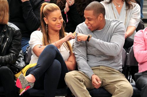 Beyonce and Jay-Z one of the best celebrity couples