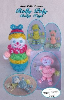 Roly Poly Baby Toys