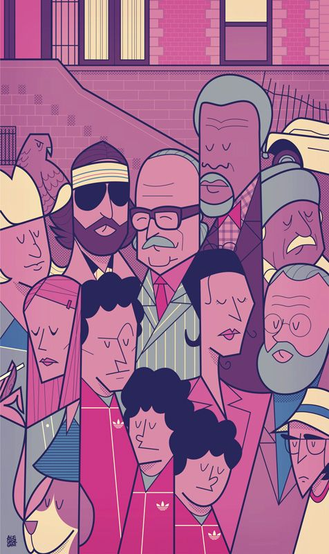 The exhibition of the incredible art of Ale Giorgini