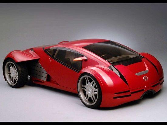 Lexus Minority Report Sports Car #sport cars #ferrari vs lamborghini #customized cars