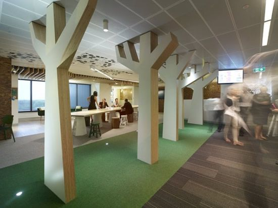 Lion Sydney Office Design Pictures