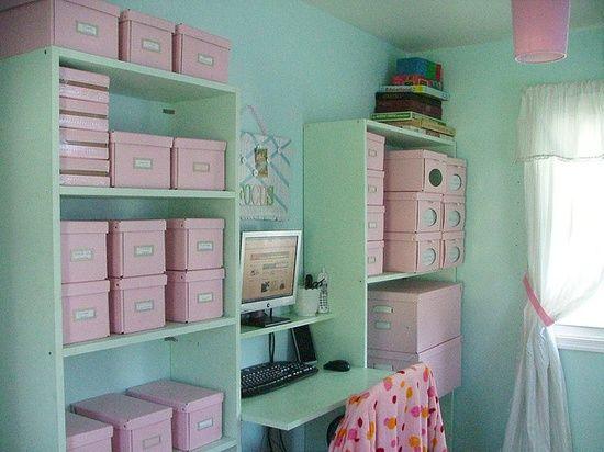 #storage #organization #crafts #room #home