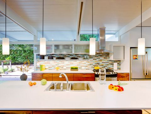 fabulous modern kitchen designed by Robin Chell