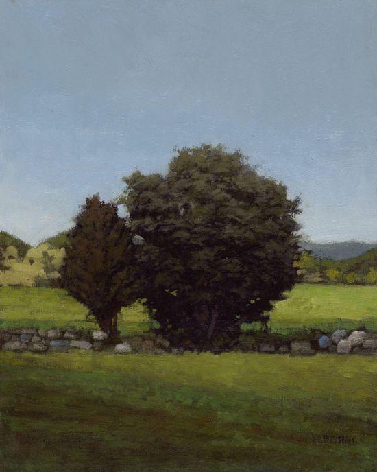 Marc Bohne - Available Oil Landscape Paintings