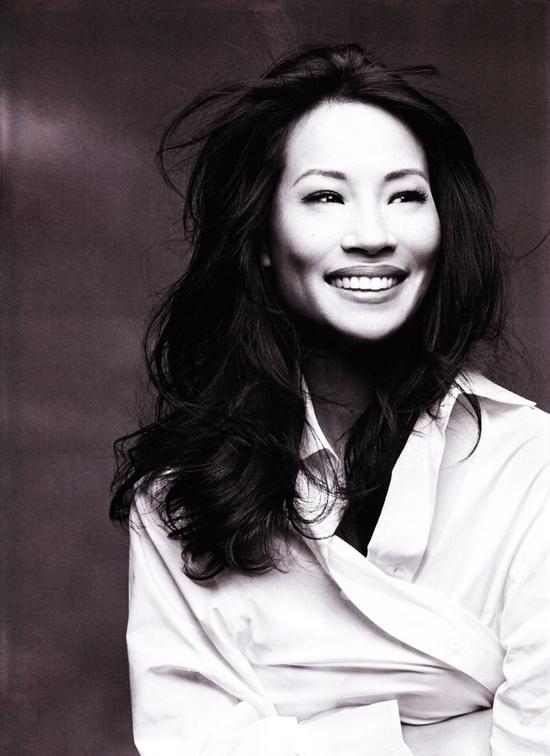 Lucy Liu.