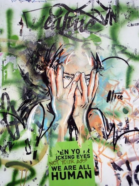 Graffiti art by Alice in Berlin #graffiti #street #art