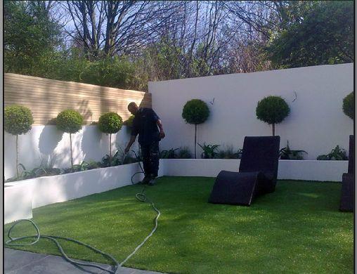 My garden design