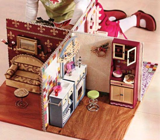 """Клуб рукоделия """" Кукольный домик своими руками Other Pinterest"""