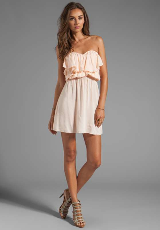 vestidos juveniles cortos de verano