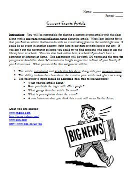 how to write a good article summary