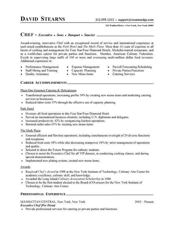 Write my professional resume sample