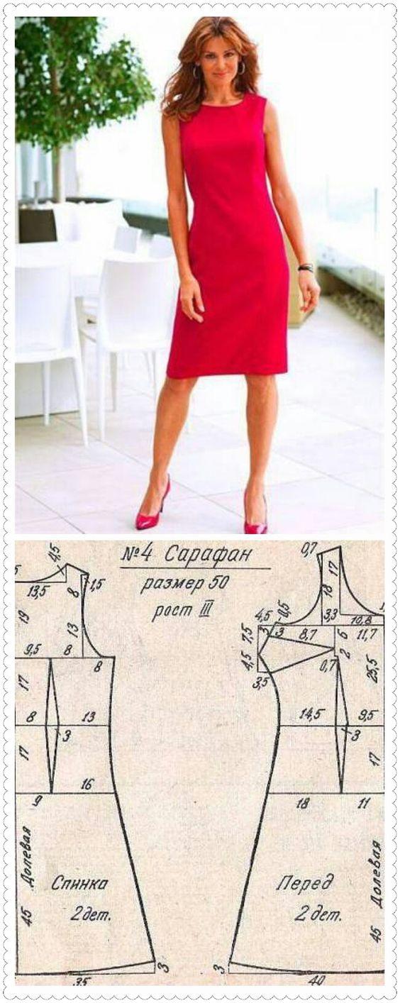 Пошить платье своими руками выкройки и модели фото для полных женщин