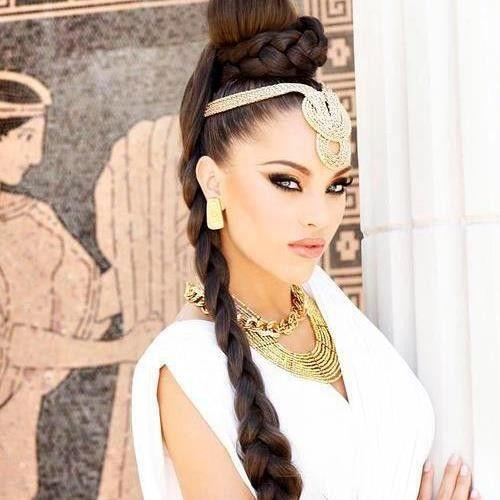 Фото прическа греческая богиня