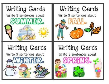 creative writing first grade activities