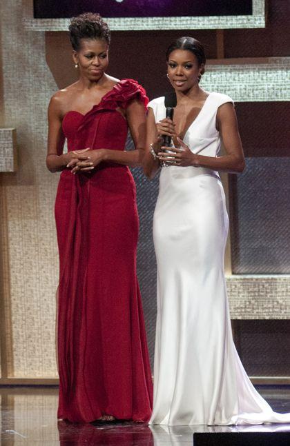 Michelle Obama Gabrielle Union  La Pinterest
