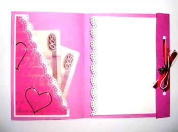 Свадебные открытки сделанные своими руками