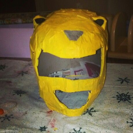 How to Make a Papier Mâché Mask (for Kids) picture