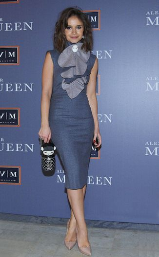 picture Style Crush: Russian Model And Street Style Star ElenaPerminova