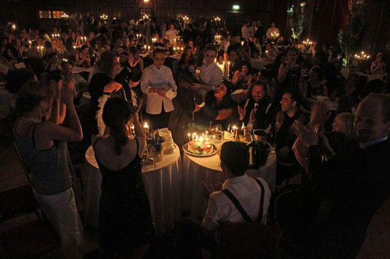 Candlelight Club (Secret location) London's Best Retro Nights