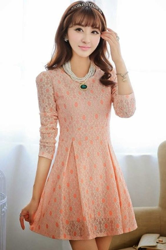 vestidos japoneses de moda largos