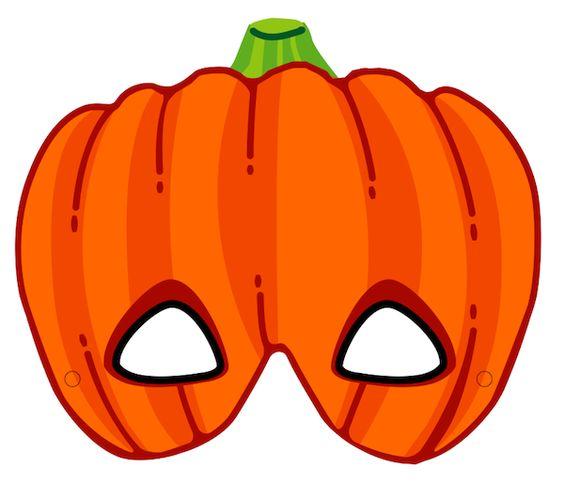 Маску на хэллоуин своими руками
