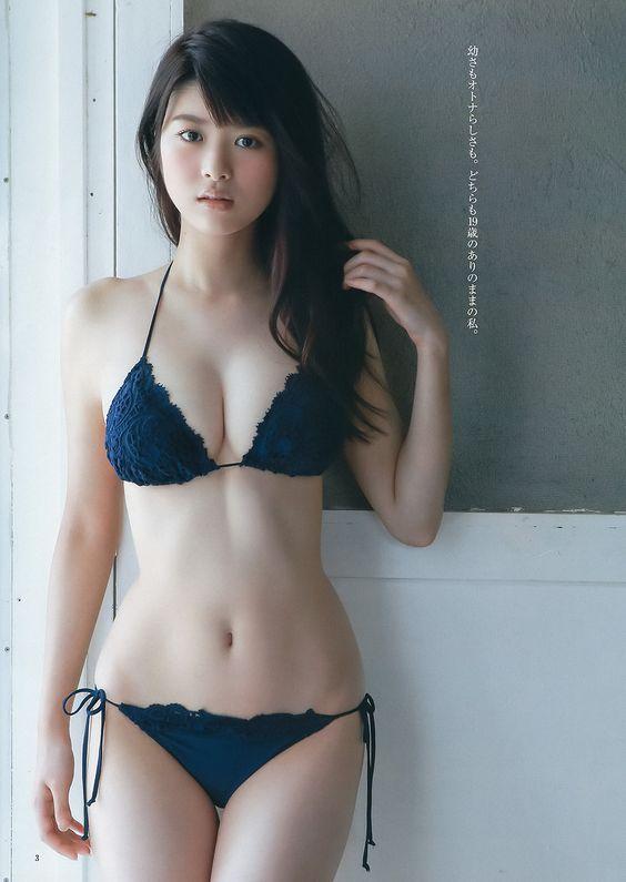 Gorgeous Japanese Girl in a Sexy Bikini | pretty girl ...