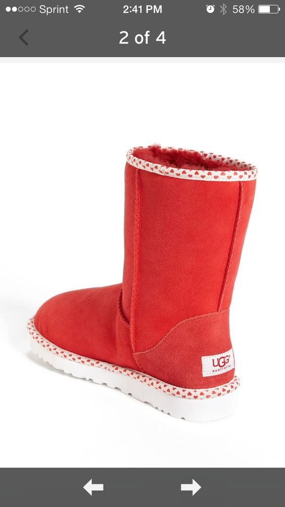 Ugg Boots Candy Pink | Mount Mercy University