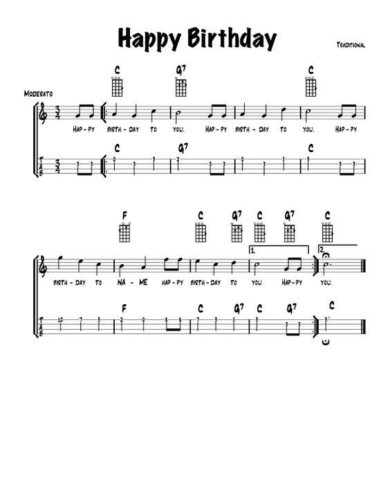 Exelent Happy Chords Ukulele Photos - Beginner Guitar Piano Chords ...