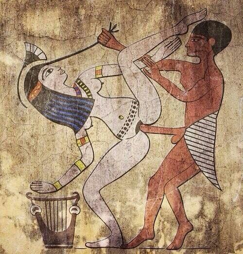 Предпочтение в сексе у египтян