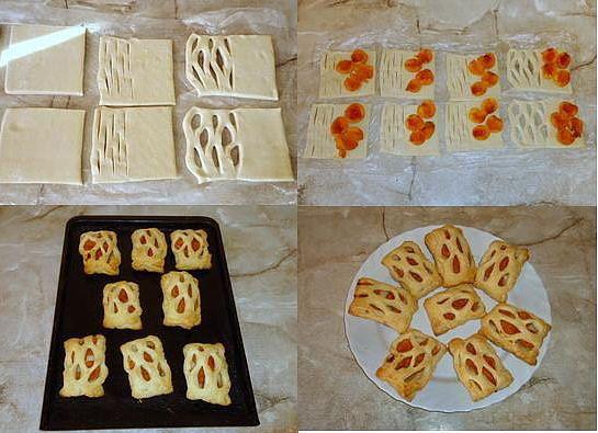 Как сделать слоеное тесто для выпечки