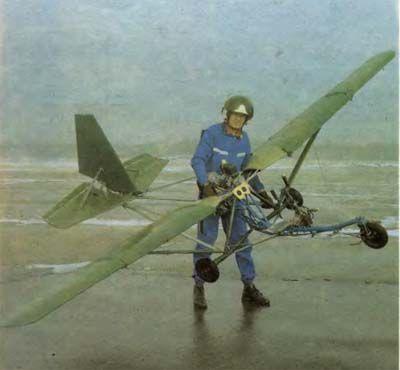ultralight homebuilt airplane | soviet ultralight and