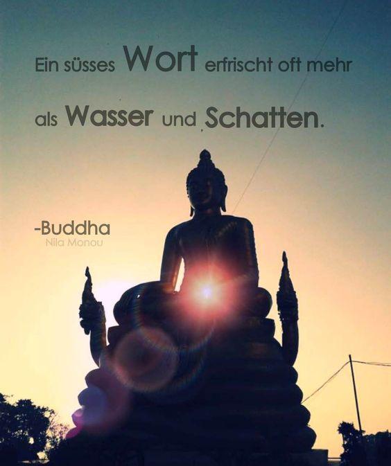 zufriedenheit zitate buddha