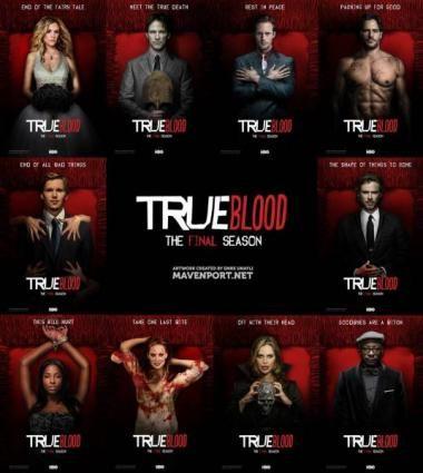 True Blood Pinterest