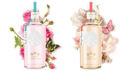 Roger & Gallet Rose Mignonnerie & Magnolia Folie ~ new fragrances :: Now Smell This