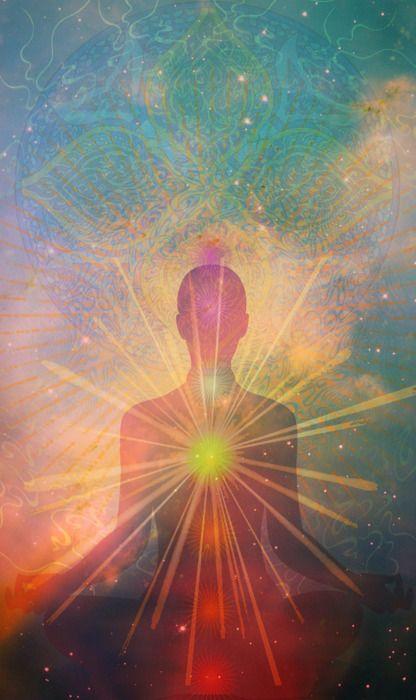 Тонкие тела человека - это основные энергетические оболочки, которые управляются чакрами