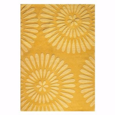 Home Decorators Collection Greco Gold 5x8 rug - $269   For the Home ...