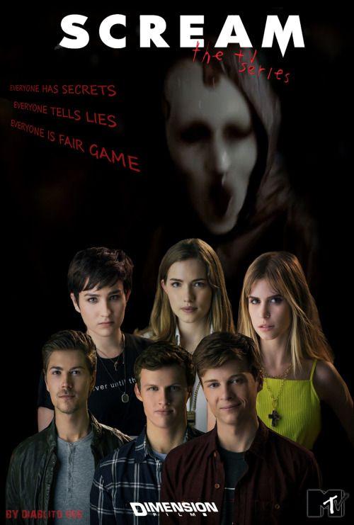 Scream – Todas as Temporadas – Dublado / Legendado EM HD