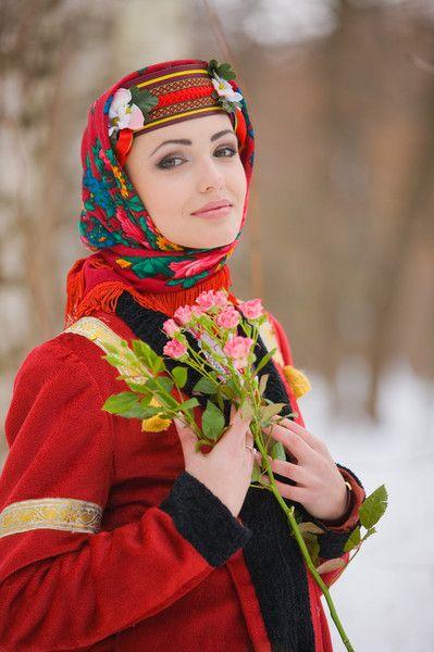 Русские дамы фото
