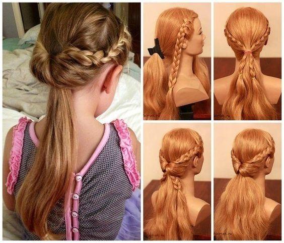 Как сделать красивую детей