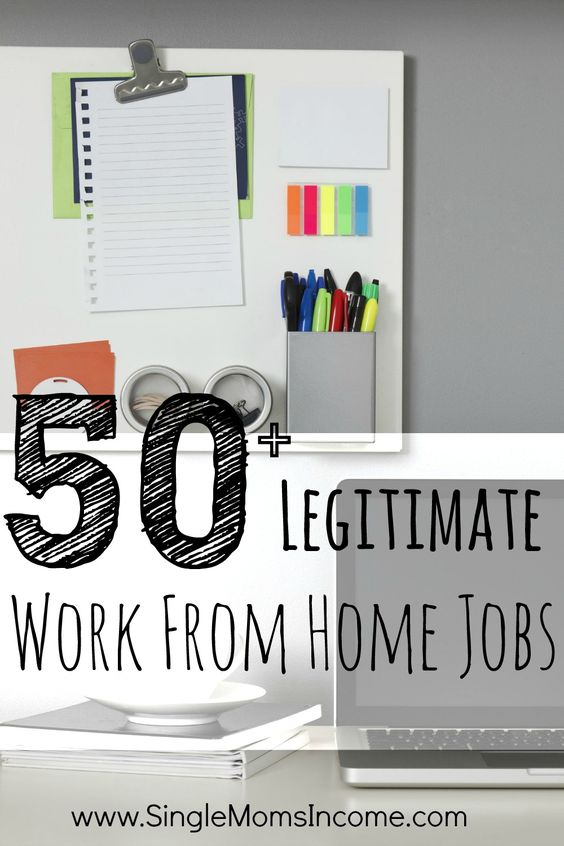 Work from home jobs for moms canada