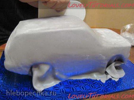 Мк по тортам машина