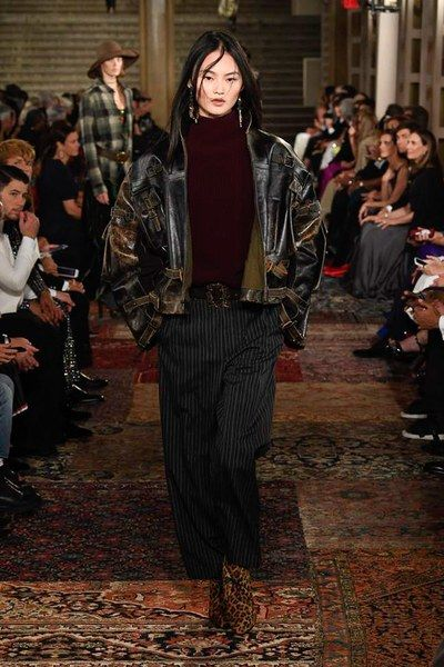 See the full Fall 2018 collection from Ralph Lauren.