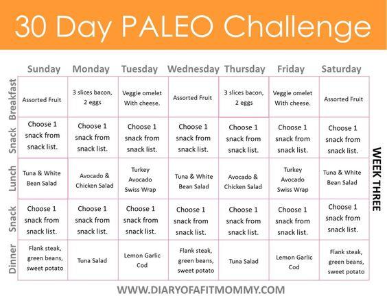 30 Day Diet Plan | Diet Plan