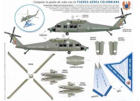 Как сделать вертолет на бумаге