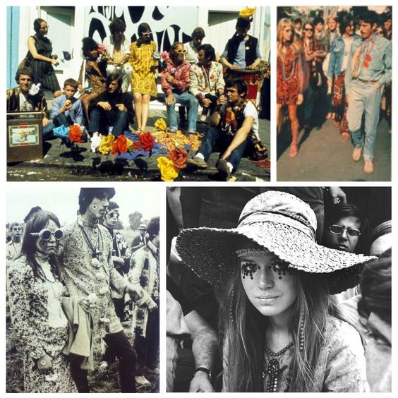 hippies culture essay In 1969, over 500,000 people, mainly hippies gathered in new york for one of the greatest concerts e.