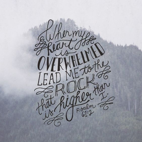 One of my favorite verses for crazy busy seasons done by @craftedby @kristenstansell: