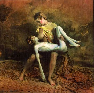 scoptophilia: jan saudek | jan saudek, 1935 ~ czech, art