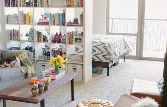 meubler un studio m voyez les meilleures ides en photos studio small spaces and small apartments